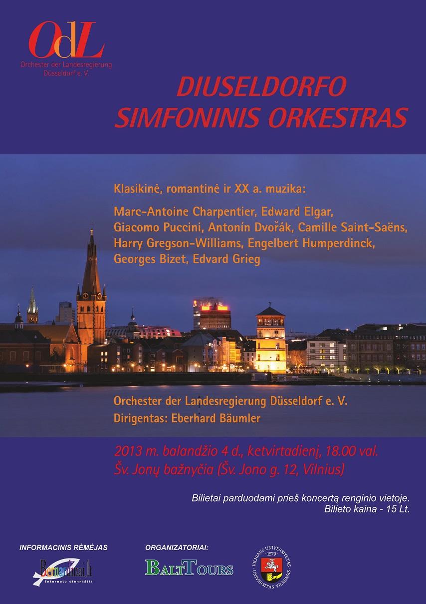 Orchester der Landesregierung Düsseldorf