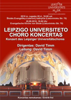 Leipziger Universitätschor
